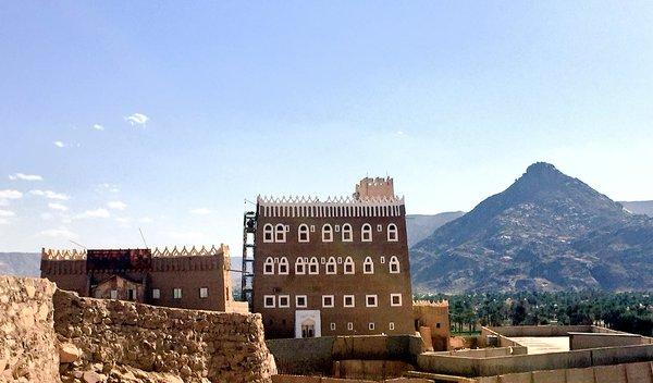 Al-Aan Palace